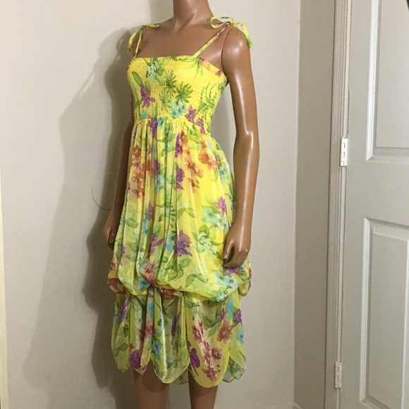 eb3db640f8 hibiscus Collection Hawaii Dresses   Skirts - Hibiscus collection Hawaii  dress OS yellow skirt